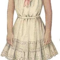Betty Bonnet Paper Doll, c.1909